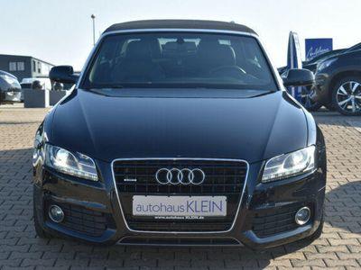 gebraucht Audi A5 Cabriolet 3.0 TDI quattro *S-Line * NAVI * XENON