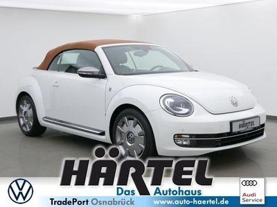 gebraucht VW Beetle CABRIOLET KARMANN SPORT TSI DSG (+LEDER +NA