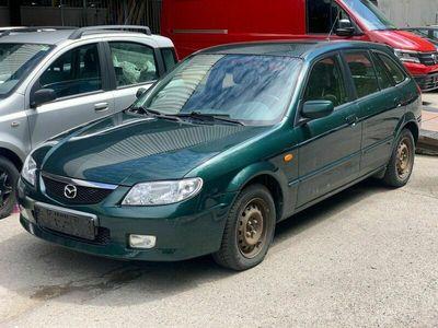 gebraucht Mazda 323F 1.6 Klima 5-Türig
