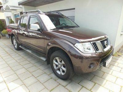 gebraucht Nissan Navara 2.5 dCi Auto. Double Cab Platinum Evo Navigation S