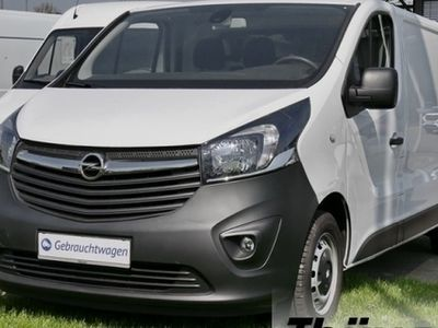 gebraucht Opel Vivaro B KaWa 1.6 CDTI L2H1 AHK 2.9t (Euro5 ZV)
