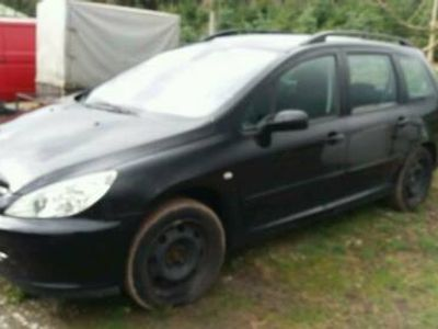 second-hand Peugeot 307