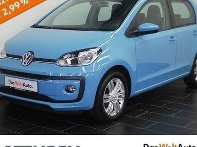 gebraucht VW up! up! high1.0 Klima GRA Sitzhzg.