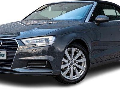 gebraucht Audi A3 Cabriolet A3 Design 35 TFSI PDC+GRA+SHZ