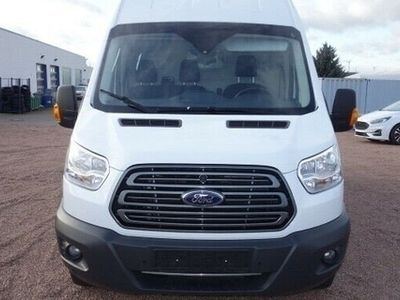 gebraucht Ford Transit L4H3 4 Jahre Garantie