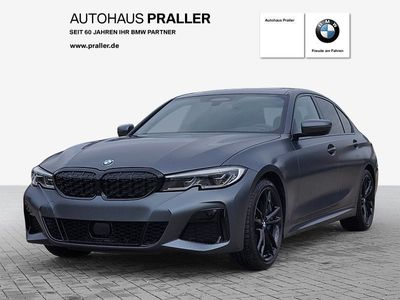 gebraucht BMW M3 40i xDrive Individual Frozen Dark Grey