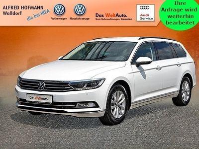gebraucht VW Passat Variant 2.0 TDI Comfortline DSG NAVI KLIM