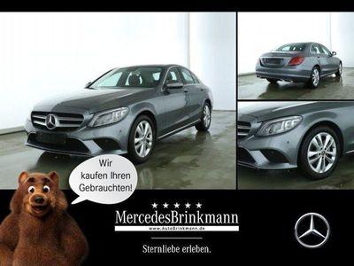 gebraucht Mercedes C200 d AVANTGARDE/SCHIEBEDACH/LED/KAMERA Comand