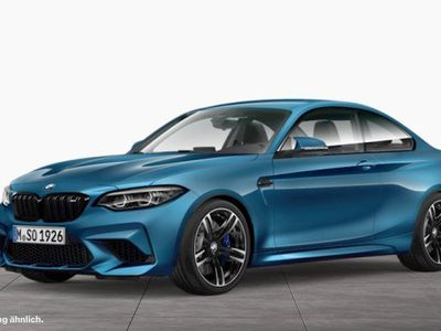 gebraucht BMW M2 Coupe Competition DKG Leas ab 499 h/k DAB AppleCP