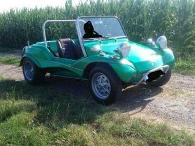 gebraucht VW Buggy Apalselten Effektlack