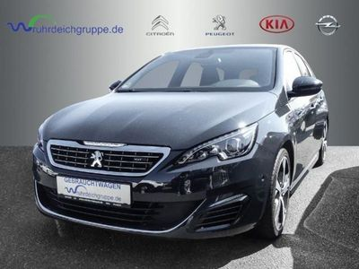 used Peugeot 308 SW 2.0 BlueHDi GT Klima*Navi*8-Fach bereift