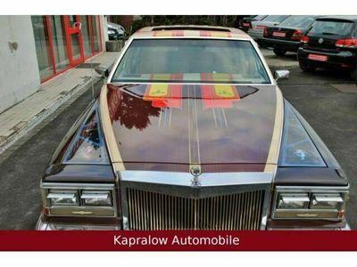 gebraucht Cadillac Fleetwood Brougham 4.1L V8*TÜV 06.2022*