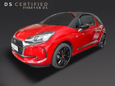 gebraucht DS Automobiles DS3 Performance Line PureTech110 Automatik