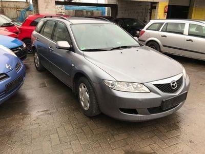 käytetty Mazda 6 Kombi 1.8 Comfort Klima