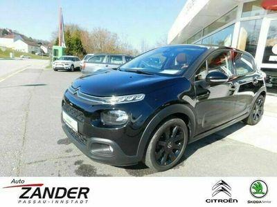 gebraucht Citroën C3 Shine Navi Sitzheizung Panoramadach Klima