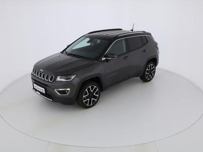 gebraucht Jeep Compass MY18 Limited 1.4l MultiAir 6d-Temp