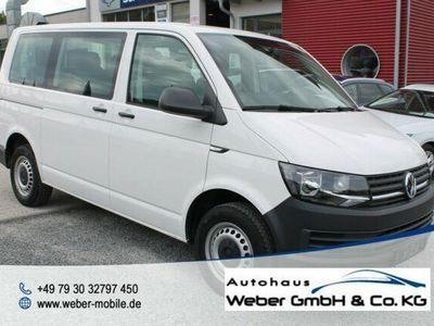 gebraucht VW Transporter T6TDI *Kombi*KR*9-Sitzer*Klima*Elek