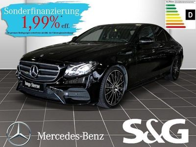 gebraucht Mercedes E300 AMG-Line Comand/LED/Standheizung/Parktroni