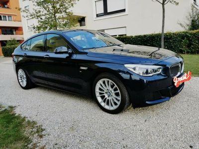gebraucht BMW 535 Gran Turismo d xdrive M-Paket Adaptive LED Navi Pano