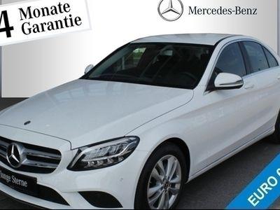 gebraucht Mercedes C200 d AVANTGARDE Exterieur/AVANT Interieur Autom.