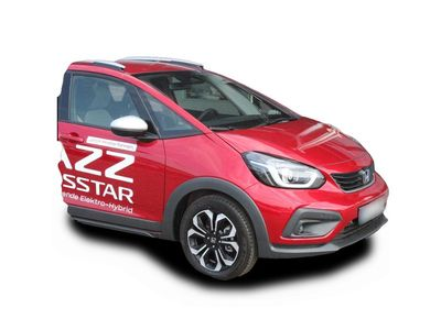 gebraucht Honda Jazz Hybrid 1.5 i-MMD e-CVT Crosstar Executive