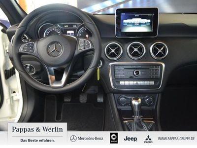 gebraucht Mercedes A180 ''Score'' Urban+Parkass.+Teilleder+1.Hand