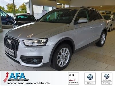 gebraucht Audi Q3 2.0 TDI 103 kW (140 PS) 6-Gang