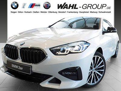 gebraucht BMW 218 i Gran Coupé Sport Line Automatik | UPE 40.870,00 EUR