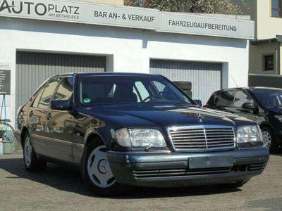 gebraucht Mercedes S300 TD *VOLL *LEDER *AUTOMATIK *SOFTCLOSE