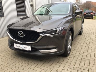 gebraucht Mazda CX-5 G194 Signature*AWD*PDC*LED*NAVI*DAB*