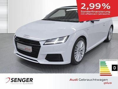 gebraucht Audi TT Roadster 2.0 TFSI quattro connect Navi