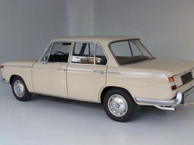 verkauft bmw 1800 neue klasse limous gebraucht 1970 km in schweinfurt. Black Bedroom Furniture Sets. Home Design Ideas