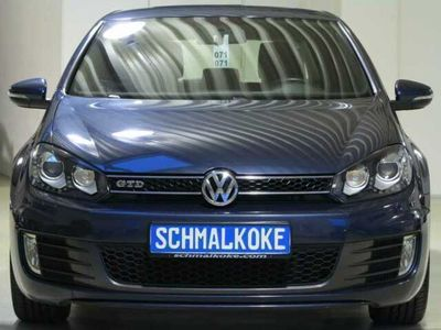 gebraucht VW Golf VI GTD 2.0 TDI DPF DSG6 Xenon PDC Climatron