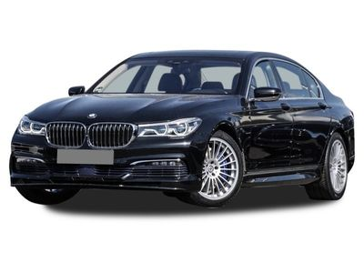 gebraucht Alpina B7 Bi-Turbo SWITCH-TRONIC Allrad Langversion RFK -