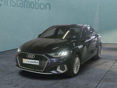 gebraucht Audi A3 A3Limousine 35 TFSI advanced S tronic MMI Navi
