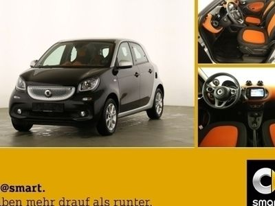 gebraucht Smart ForFour 66 KW passion/twinamic/Panodach/LED&Sens