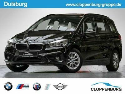gebraucht BMW 216 Gran Tourer d Advantage NAVI SITZHZG BLUET. PDC -