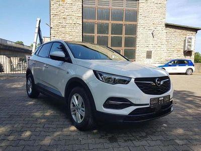 gebraucht Opel Grandland X 130 Panor/4xSHZ/Apple/Klimaauto 1...