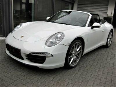 gebraucht Porsche 911 Carrera Cabriolet 991 PDK dt Fzg.Top Ausst.