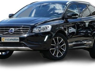 gebraucht Volvo XC60 XC60D3 FWD Summum *AHK*19''LM-Felgen*Kamera*Business*