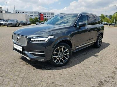 used Volvo XC90 XC90D5 DPF AWD Inscription AWD Standheizung/BC