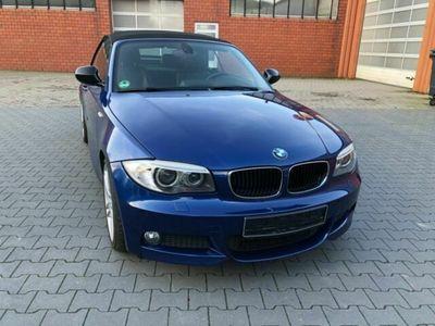 gebraucht BMW 120 Cabriolet d Edition M-Sportpaket