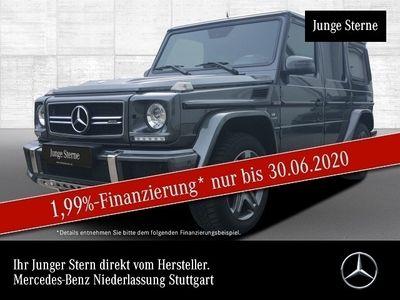 gebraucht Mercedes G63 AMG AMG ExclusiveEdition Harman SHD DriversPack