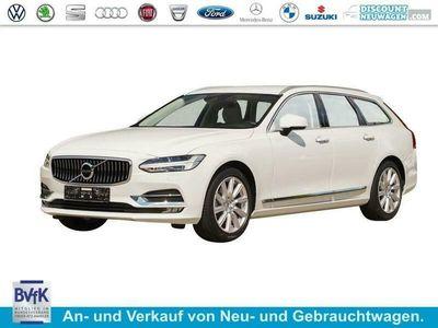 gebraucht Volvo V90 Business MJ 2021/ LED/ SHZ