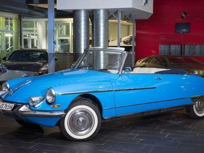 gebraucht Citroën DS 19 usine Werks - Cabriolet Henri Chapron