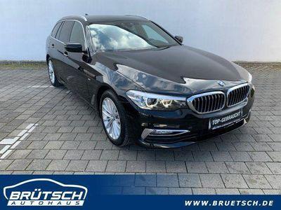 gebraucht BMW 530 d Touring Luxury Line LEDER / NAVI / LED / HEAD-UP