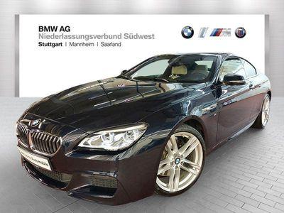 gebraucht BMW 640 i Coupé