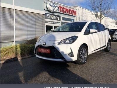 gebraucht Toyota Yaris 1,5-Dual-VVT-iE Y20 Club