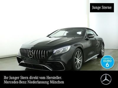 used Mercedes S63 AMG Mercedes-AMG4MATIC+ Cabriolet