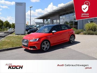 """gebraucht Audi S1 Sportback 2.0 TFSI q., S-Sportsitz, Xenon, Navi Plus, Leder Feinnappa, LM 18"""""""
